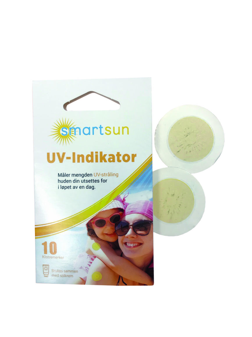 Smartsun UV-stickers