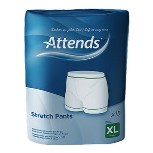 Attends Stretchpants XL 15 stk