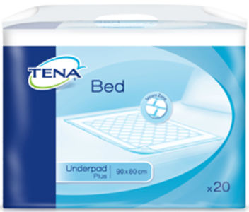 Tena Bed Plus 90x80 20 stk