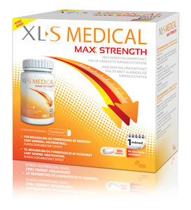 XL-S Medical Max Strength 120 stk